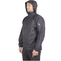 360 Degree Stratus Jacket / UTA Compliant Waterproof / Black / Unisex