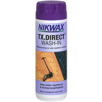 Nikwax TX Direct Wash In Waterproofing | 300mL