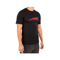 Altra Core Logo Tee | SMALL | Black | Mens