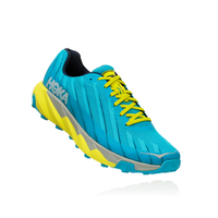 Hoka Torrent | Cyan Blue / Citrus | Mens