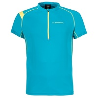 La Sportiva Advance T-Shirt / Tropic Blue / Mens