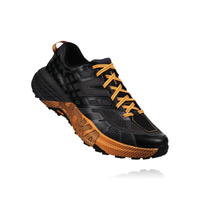 Hoka Speedgoat 2 / Black / Kumquat / Mens