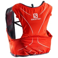 Salomon Advanced Skin 5 Set | Fiery Red / Graphite