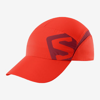 Salomon XA Cap | Fiery Red / Biking Red | Unisex