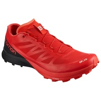 Salomon S/Lab Sense 7 Soft Ground | Racing Red / Black | Unisex