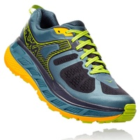 Hoka One One Stinson ATR 5 | Mallard Green / Gold Fusion | Mens