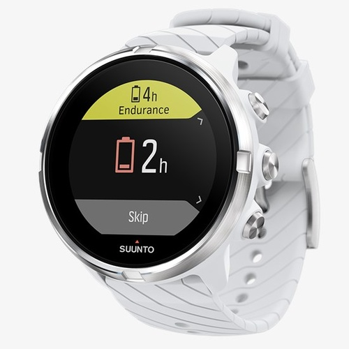 Suunto 9 GPS Watch | White