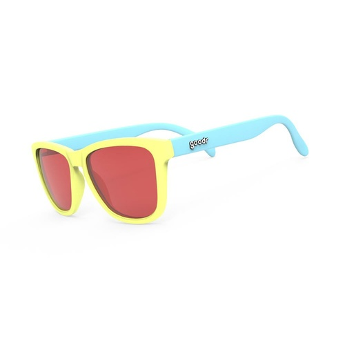 goodr Sunglasses | The OGs | Pineapple Painkillers