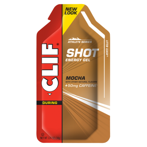 Clif Shot Energy Gel | Mocha