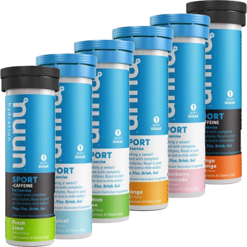 Nuun SportHydration Tabs | 10 tablet tube