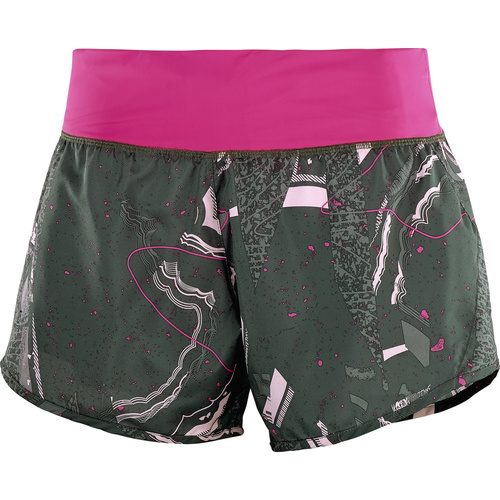 Salomon Elevate 2in1 Short / Urban Chic / Womens