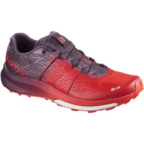 Salomon S/Lab Sense Ultra 2 | 2018 model | Racing Red / Maverick | Unisex
